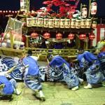 長崎くんちの奉納踊